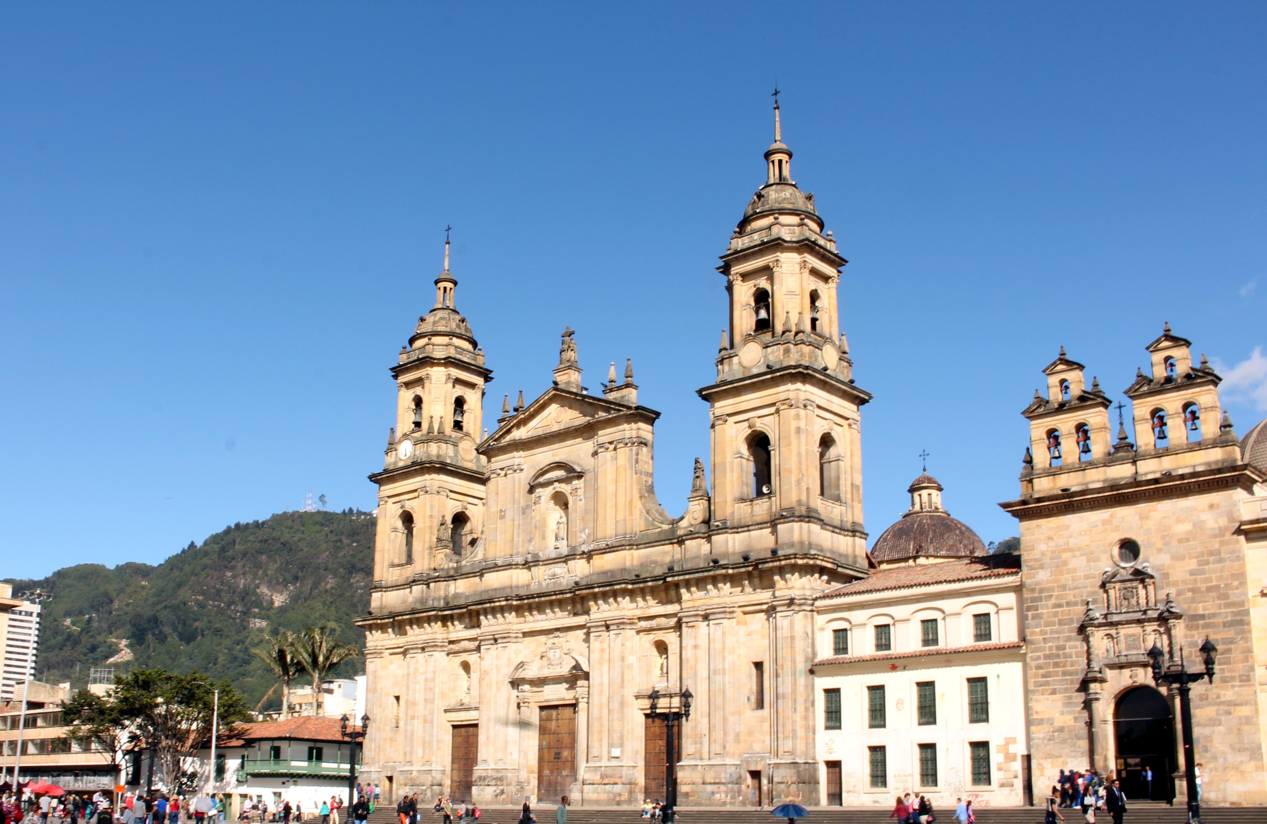 catedral-primada-Bogotá