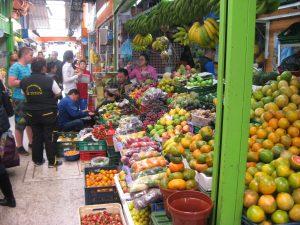 Tour por sus mercados y plazas. Sabores de Bogotá